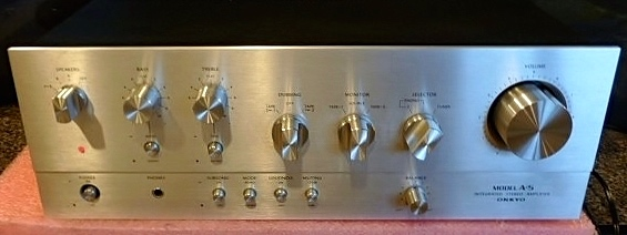 Onkyo A-5 Integrated Amplifier