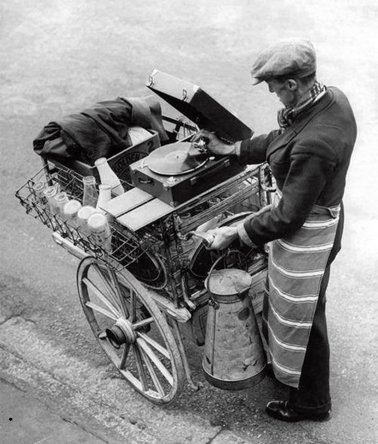 musical milkman