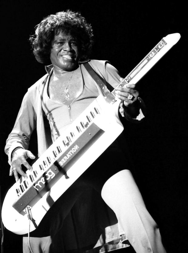 james-brown-with-a-keytar