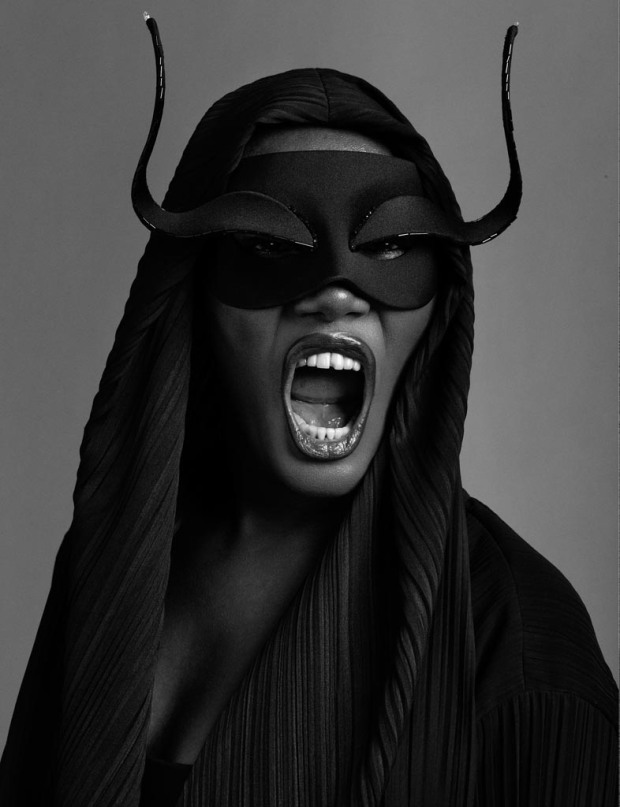 Grace Jones by Gavin Bond