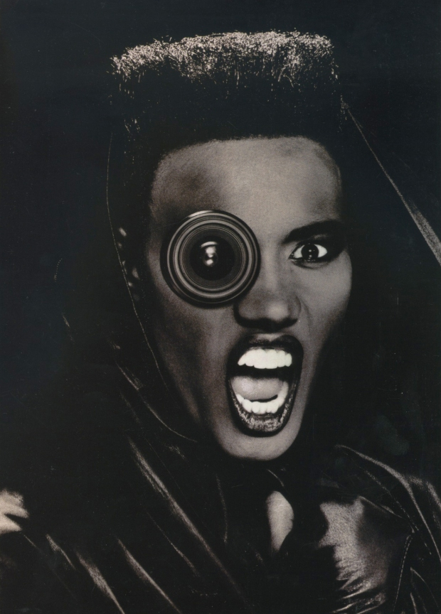 Grace Jones Olympus Advert