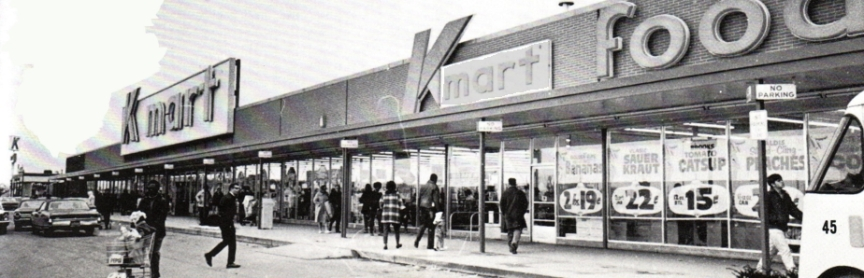 kmart fort saginaw mall